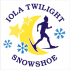 Iola Twilight Snowshoe Race